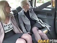 Big Tits Blonde Lesbian Babes Pussy Licking And Fingering
