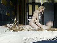 Blonde College Teen ###ing And Ass Fucked On Hidden Cam