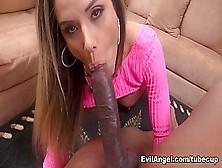 Exotic Pornstars Lexington Steele,  Nadia Styles In Incredible Bi