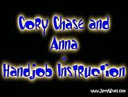 Jerk Off Instruction - Two Girls