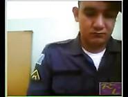 Brazilian Police Officer Webcam 3