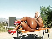 Thick Ebony Gemini Lovell