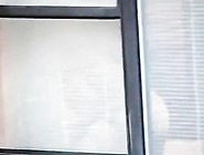 Window Voyeur Hot Clip Of Naked Babe Getting Dressed