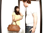 Japan Hdv - Sweet Girl Next Door,  Haruka Osawa Fucked Her Virgin