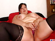 Bbw Hottie Kelly Shibari Plays With Her Wet Pussy