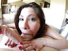 Aleksa Nicole Demonstrates Her Nice Brown Hole And Gives An Stun