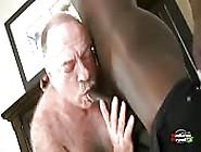 Fat Grandpa Fucked In Bbc