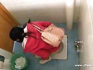Hidden Camera In Public Toilet In China Captures Teens Peeing