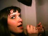 Gloryhole Sperm Junkie In The Adult Cinema - Snake