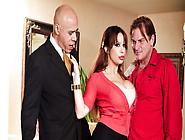 Alyssa Lynn & Evan Stone In Seduced By The Boss's Wife #04,  Scen