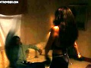 Sex In The Candle Lights With The Sexy Gabriella Hall