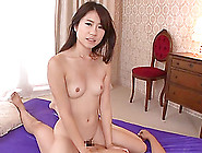 Beautiful Asian Babe With Cute Small Tits Rides A Hard Dick