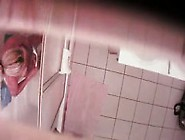 Hidden Cam - Compile Milf In Bathroom