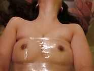 Chinese Girl Gets A Massive Creampie
