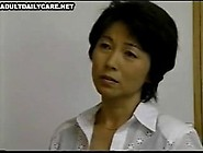 Horny Mature Japanese Mom Loves To Have Wild Sex With Her Son'S