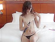 Kristine Kahill Pain Selfie