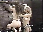 Vintage Sharon Kane/julia Parton In The Dungeon (F/f)