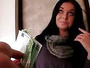 Nasty Czech Girl Vicky Banged For Money