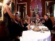 Veronika Simon Anal Fuck In Restaurant