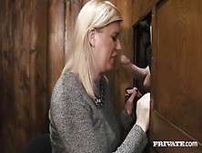 Curvy Blonde Yuffi Yulan Fucked After Her Confession