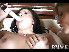 Hot Milfs Kayla Paige And Friends Enjoys A Wild Lesbian Groupsex
