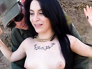 Hot Big Tits And Smoking Milf Blowjob Russian Amateur Takes