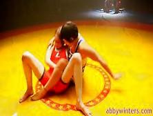 Abby Winters Wrestling