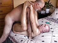 Daddy Bear Cums In My Ass