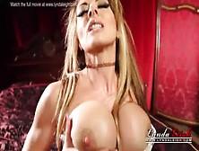 British Milf Lynda Leigh Strips Masturbates Pussy
