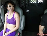 Bdsm Asian Slut Sucks Rod