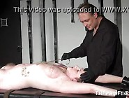 Amateur Slaves Torture Rack Bondage