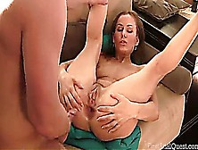 First Anal Quest Sabrina Moor