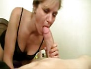 A Nasty Blowjob From A Mature Slut For Babe Guys Cock