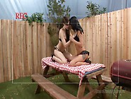 Amorous And Wild Lesbian Fornication With Hot Sasha Grey