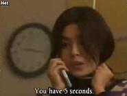 Woman Hanged In Japanese Tv Drama