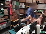 Slutty Young Chick Brooke Bliss Is A Shoplyfter Who Has To Be Pu
