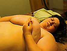 Filthy Ssbbw Wife Masturbates Before I Fuck Her Mish Style