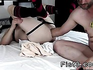 Fisting A Sweet Gay Tight Ass A Proper Stretching Fist Fuck!
