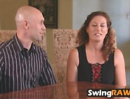 Reality Show Swingers Amateurs Fucking Interracial