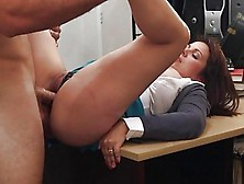 Amateur Milf Pawns Her Pussy For Husbands Bail