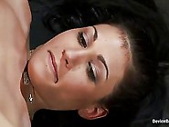 Kinky Girl,  Amber Rayne Was Tied Up The Way She Wanted And Waiti