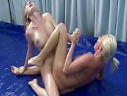 Hot Nude Lesbian Wrestling For Orgasm