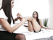 India Summer Loves Sara Luvv's Soft Feet