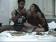 Indian Couple Honeymoon Sweet Fuck