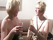 Amazing Amateur Movie With Stockings,  Lesbian Scenes