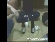 Perdiendo La Virginidad Por La Botella