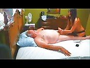 Old Man's Massage Ends In The Best Possible Way
