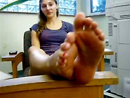 Sexy Feet Video Number Whatever