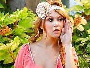 Bigtitted Sweetie Leanna Decker Acquires Her Outwear Off And Dem