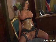 Pleasing Brunette Uk Mom Emma Butt